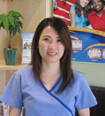 Yen Nguyen, Office Manager
